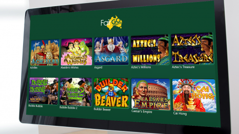 Fair Go Casino software and game variety