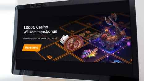 Wetten Casino bonuses and promotions