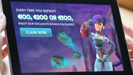 Cozyno Casino sonuses and promotions