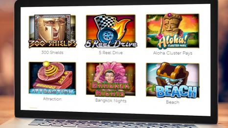 Elcarado Casino software and game variety