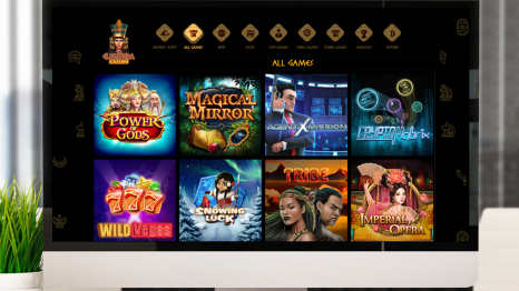 Cleopatra Casino software and game variety