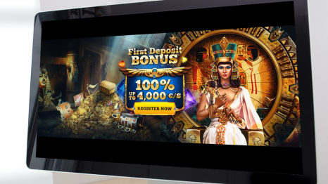 Cleopatra Casino bonuses and promotions