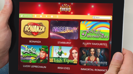 Well Done Slots Casino software and game variety