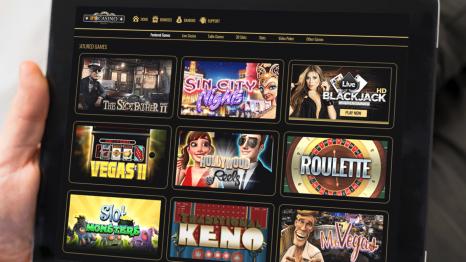 MYB Casino software and game variety