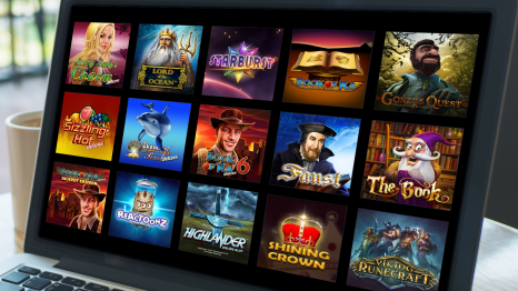 Viks Casino software and game variety