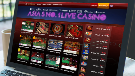 Live Casino House mobile and live gaming