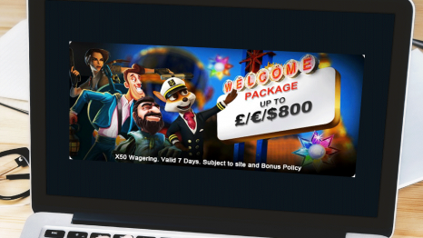 Royal Swipe Casino bonuses and promotions