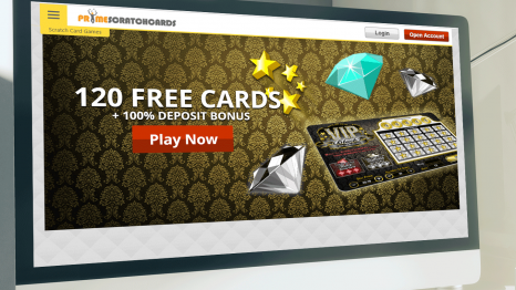 Prime ScratchCards Casino bonuses and promotions