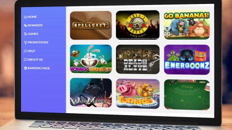 WestCasino software and game variety