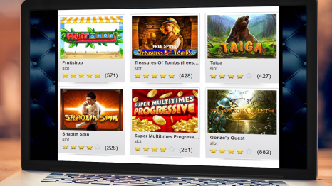VIP Stakes Casino software and game variety