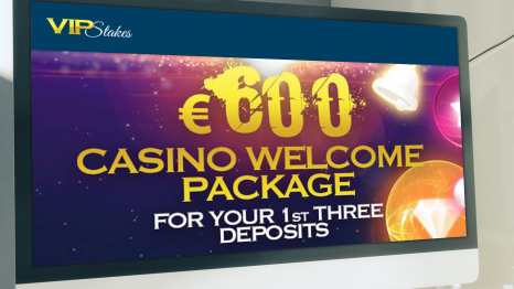 VIP Stakes Casino bonuses and promotions
