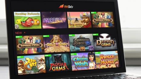 WildSlots Casino software and game variety
