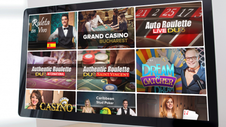 Casino Estrella mobile and live gaming