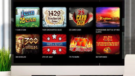 Sky High Slots Casino software and game variety