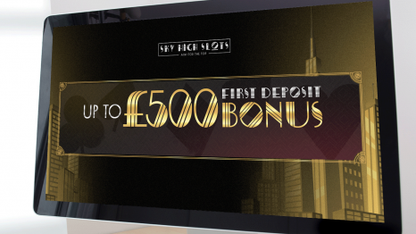 Sky High Slots Casino bonuses and promotions