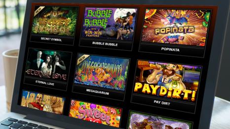 Casino Midas software and game variety