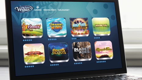 Suomi Vegas Casino software and game variety