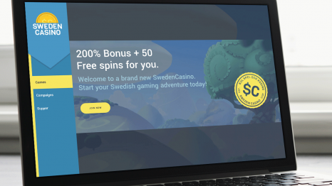 SwedenCasino bonuses and promotions