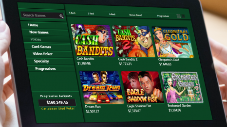 Two-Up Casino software and game variety
