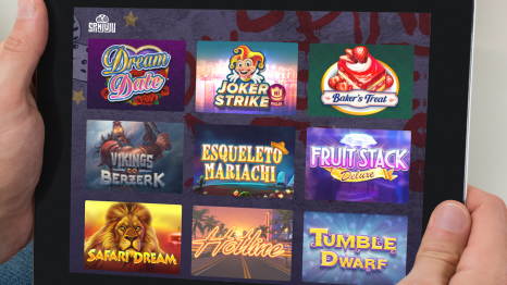 SpinJuju Casino software and game variety