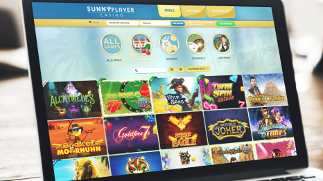 Sunnyplayer Casino software and game variety
