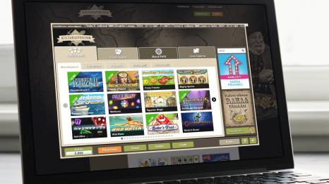 Kultakaivoksen Casino software and game variety