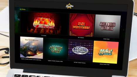 Starspins Casino software and game variety