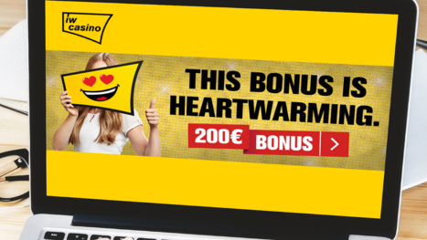 IW Casino bonuses and promotions