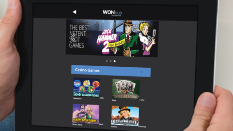 Wonclub Casino software and game variety