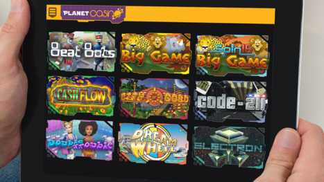 Planet Casino software and game variety