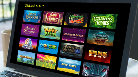 Vegas Mobile Casino software and game variety