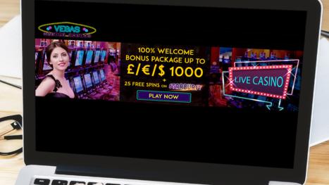 Vegas Mobile Casino bonuses and promotions