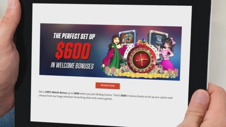 Bodog Casino bonuses and promotions