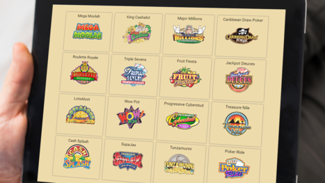 Golden Tiger Casino software and game variety