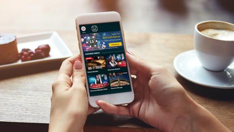 Grosvenor Casino mobile and live games