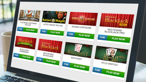 HRwager Casino software and game variety
