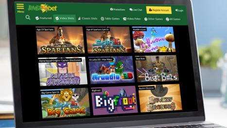 Jumba Bet Casino software and game variety
