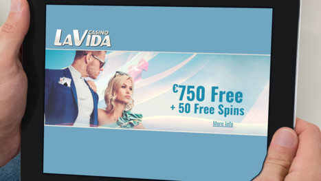 Casino La Vida bonuses and promotions