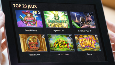 Paris Casino software and game variety