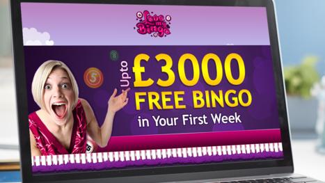 Love My Bingo Casino bonuses