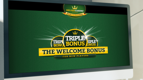 OnlineCasino Deutschland bonuses