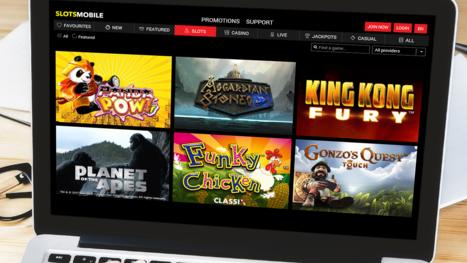 SlotsMobile Casino software