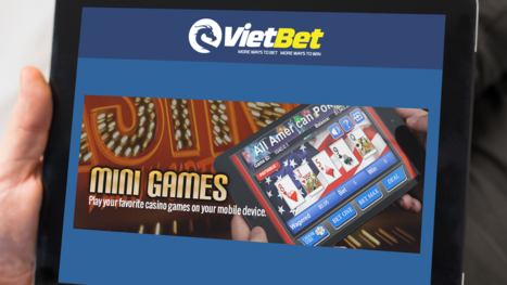 VietBet Casino mobile and live gaming