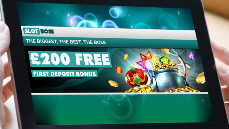 SlotBoss Casino bonuses and promotions