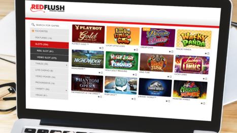 Red Flush Casino games