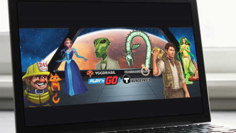 Mars Casino software