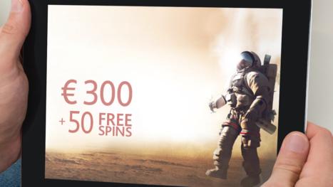 Mars Casino bonuses
