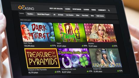 Pornhub Casino games