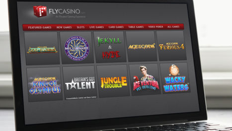 Fly Casino game variety