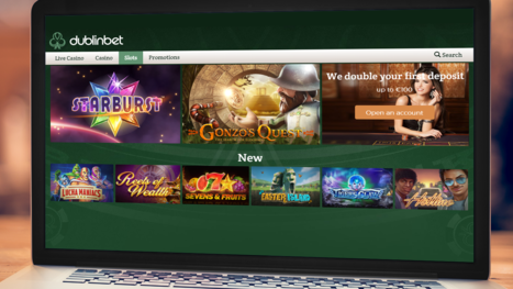 Dublinbet Casino slots